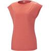 Millet LD Cloud Peak Wool TS Maglietta a maniche corte Donna rosso